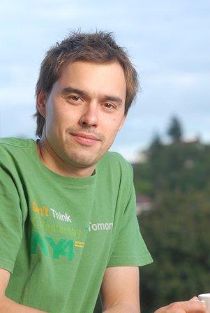 Kluci v akci: Filip Sajler