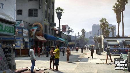 Los Santos je živé město