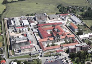 Valdická věznice (Kartouzy): žalář pro ty nejhorší kriminálníky.