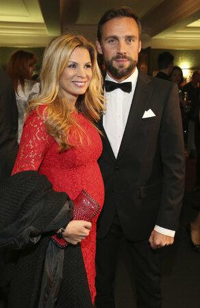 Roman Vojtek s manželkou Terezou čekají druhé dítě.