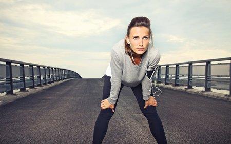 Jak jste na tom s fyzičkou, poznáte i podle toho, zda jste schopni uběhnout kilometr pod deset minut.