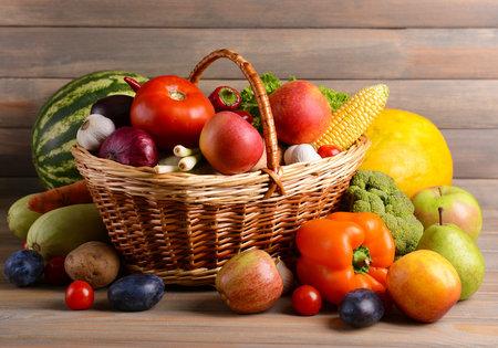 Principem diety je jíst v určitý den potraviny jen od jedné barvy.