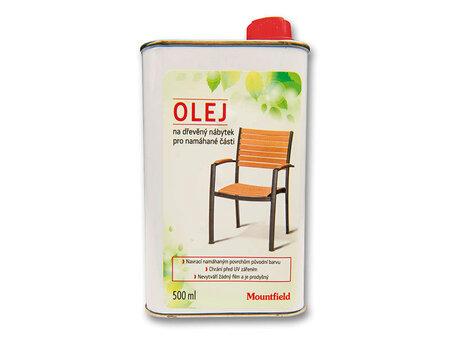 Olej na dřevo