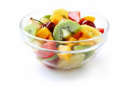 Vláknina je i v ovoci