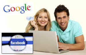 Google a Facebook: Ví o vás víc, než vaše manželka