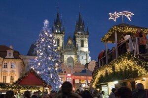 Pražské vánoční trhy budou bez tvrdého alkoholu: Žádný grog a ani punč!