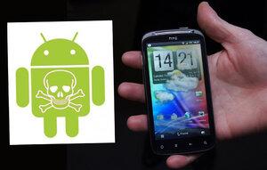Viry a škodlivé aplikace útočí v 95 % případů na mobily s Androidem