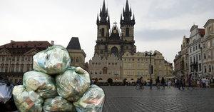 Česko ročně vyprodukuje 24 milionů tun odpadků. Kolik z toho vyrobíte vy? Podívejte se!