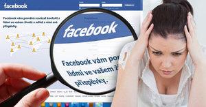 Jste pořád na Facebooku? Pak máte problémy se vztahy, ukázala studie!