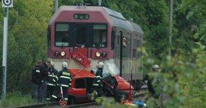 Muž přežil v Břeclavi srážku s vlakem: Přišel však o nohu!