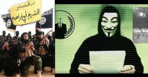 """""""Nahlásíš islamistu? Zablokujeme ti účet."""" Hackeři Anonymous tepou Twitter"""
