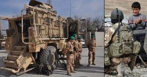 Žádný Landa, ale pět vojáků. Čeští hrdinové dostali metál v Afghánistánu