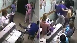 Děsivé video: Lékař ubil pacienta! Teď ho stíhá policie