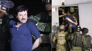"""Přestřelka při zatčení narkobarona """"Prcka"""". Mexičané zabili pět lidí"""
