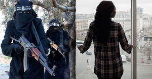 Francouzka utekla se synem (4) k ISIS: Prosila, aby ji pustili zpět! Málem ji popravili