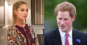 Princ Harry sbalil mladou kost: Tentokrát propadl 19leté princezně!