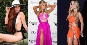 Holky »bezkalhotky« chlapi milují! Tady je 26 celebrit, které si zapomněly kalhotky v šuplíku!