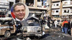 """""""Musíme zmírnit jejich utrpení a pomoci."""" Zaorálek jednal se syrskou opozicí"""