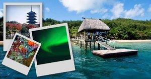 Nejkrásnější země na světě: Kam vyrazit letos na dovolenou podle Lonely Planet?