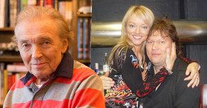 Karel Gott v obavách: Opustí ho dcera? Zpěvák bojuje s rakovinou