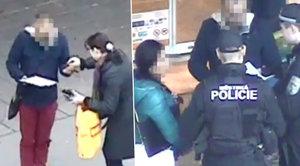 Falešné sbírky se v Praze rozmáhají: Policisté zadrželi dva cizince