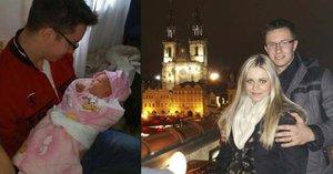 Tátu Natálce vzít nesmí! Nečesaní se po narození dcery dál bojí soudu