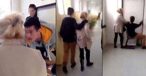 Grázlové, kteří šikanovali učitelku: Škola je chce vyrazit
