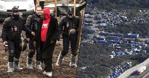 Migranti musí pryč! Džungli v Calais musí vyklidit do úterý, nařídily úřady