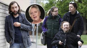 Děti Hanušové (†66) brání čest mámy: Soud bude! Obermaierová volá na pomoc Bastardy!