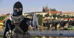 Rekruti ISIS létají přes Prahu. Někdy se i pár dní zdrží, zjistila BIS