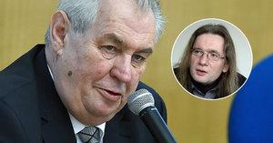 Politolog: Zeman má v kampani finanční výhodu. Podpoří ho Babiš a skončí Mynář?