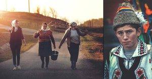 V rumunských vesničkách se zastavil čas: Lidé tu žijí jako ve středověku!