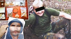Vrah hledače pokladů z Klánovic před soudem: Hrozí mu až doživotí