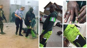 Hrdina bruselských útoků: Zachránil zraněné před smrtí na letišti