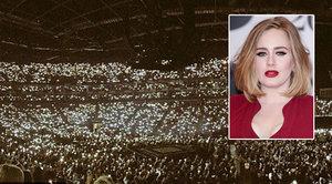 Jste zmr*i, nadávala Adele teroristům po útocích v Bruselu
