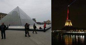 Reportáž: Do Paříže se zakousl strach z teroru. Obavy střídá soucit s Bruselem