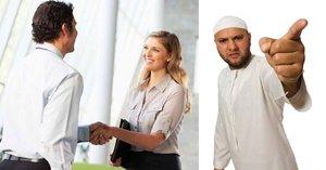 Škola: Muslimové nemusí učitelce podávat ruku. Co bude dál? Děsí se politici