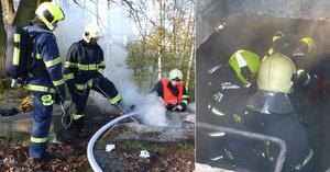 Uhořel v kanále: Bezdomovci ze Sokolovska se staly osudnými hory odpadků