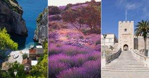 Skrytá krása Jadranu: Chorvatské ostrovy! Odysseův úkryt i africké safari