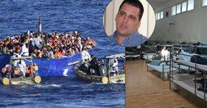 Čech mezi migranty na Sicílii: Zvrácený byznys s uprchlíky a čeští chytrolíni