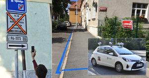 První den platnosti modrých zón v Praze 5 a 6: Parkování »s pardonem« a nářky Středočechů