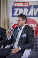 Hejtman Zimola obhajuje křeslo: Důležitá je v kraji bezpečnost i doprava