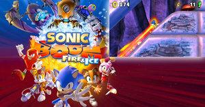Sonic Boom: Fire & Ice recenze: Když starou školu osvěží žhavé i ledové novinky