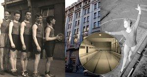 Bohatá historie Paláce YMCA: V tělocvičně cvičila Věra Čáslavská (†74), na střeše se hrál basket