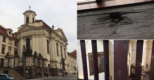 V úkrytu parašutistů našli krev: Co se dělo v kryptě po smrti Heydricha?