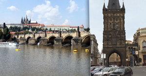 Jaká je účetní cena pražských památek? Prašná brána je za korunu...Karlův most za 117 milionů!