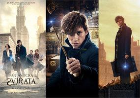 Kouzelnická éra Fantastických zvířat začala na výbornou! Fanoušci Harryho Pottera budou nadšeni