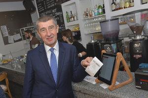 Účtenková loterie EET nabízí miliony za účtenku
