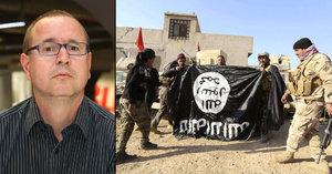 Islamolog: ISIS narazil na strop expanze. A vracení uprchlíků je riziko