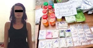 Češka Lenka (26) byla zatčena v Kambodži: K drogám měla blízko, tvrdí kamarád